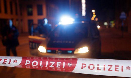 Die Polizei rückte an, konnte den Randalierer aber nicht mehr ausfindig machen (Symbolfoto)