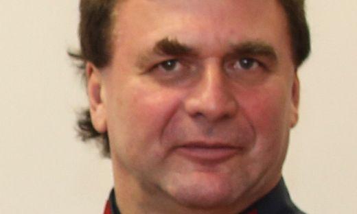 Oberst Eugen Schluga