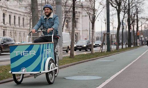 Diese E-Lastenfahrräder sind jetzt in Klagenfurt und Villach unterwegs (Sujetbild)