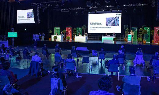 Kelag-Hauptversammlung in der Messehalle 5