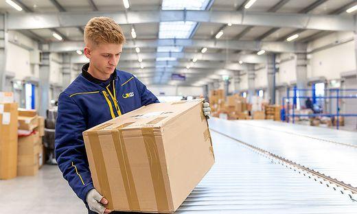In Betrieb: das neue Logistikzentrum von GLS in Kalsdorf