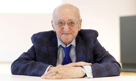 Alfred Biolek anlässlich seines 86. Geburtstages