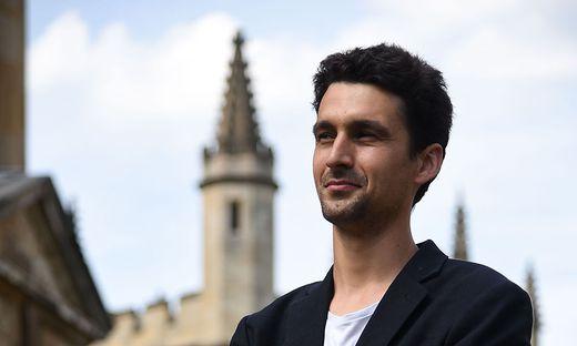 Mann in Oxford