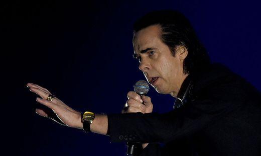 Nick Cave: Narbenschau statt Nabelschau