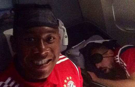 "David Alaba ""erwischte"" Franck Ribery - alaba1"