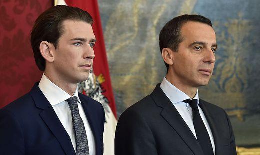 Holpriger Wahlkampfstart für Kern und die SPÖ