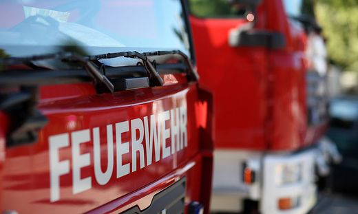 Den Feuerwehren gelang es, den Brand rasch zu löschen