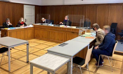 Prozess am Landesgericht Klagenfurt