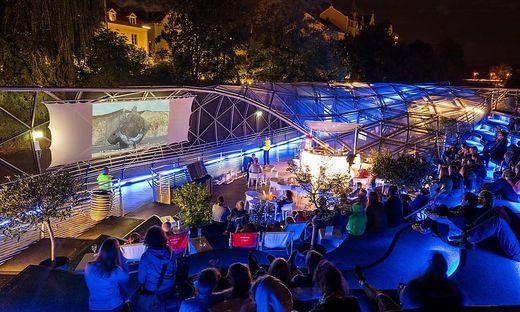 Sommerkino Open Air Kino Murinsel