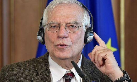 Josep Borrell Fontelles, Vizepräsident der Europäischen Kommission
