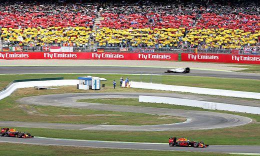 Formel 1: Lewis Hamilton verlängert bei Mercedes