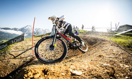 UCI Downhill Worldcup Leogang