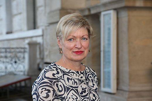 Karin Bergmann verabschiedet sich als Burgtheater-Direktorin