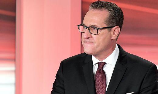 Der ehemalige Vizekanzler und FPÖ-Parteichef Strache