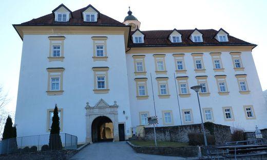 Das Schloss Schwanberg