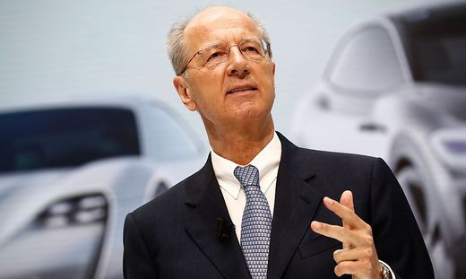 Aufsichtsratschef Hans Dieter Pötsch