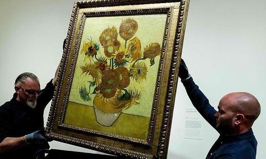 NETHERLANDS-PAINTING-MUSEUM-VAN GOGH