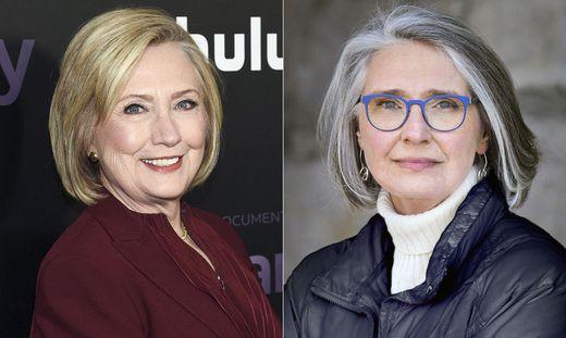 Hillary Clinton schreibt mit Louise Penny den Thriller State of Terror