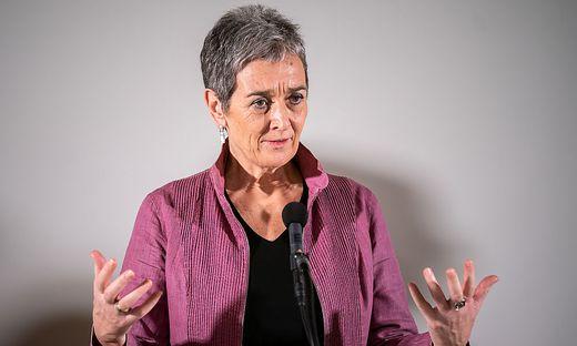 Ulrike Lunacek ist letzte Woche zurückgetreten