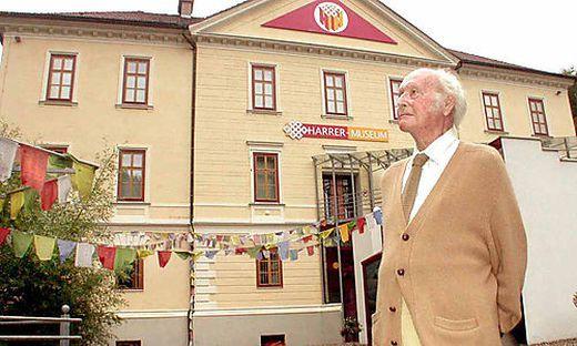 Heinrich Harrer lebte von 1912 bis 2006: Das Museum in seinem Geburtsort wurde neu gestaltet