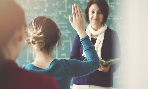 Lehrer über 60 sind ein signifikanter Anteil in ihrer Branche