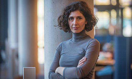 Der rotahorn Literaturpreis geht in diesem Jahr an Nava Ebrahimi.