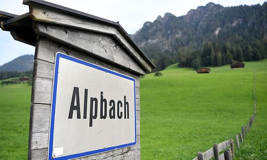 THEMENBILD: ALPBACH