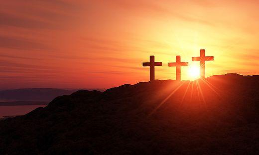 """Die """"Heiligen Drei Tage"""" vom Leiden, Sterben und der Auferstehung Jesus sind das Herzstück des Kirchenjahres"""