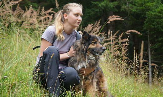 Elena Valeskini - juengste Bergretterin der Steiermark