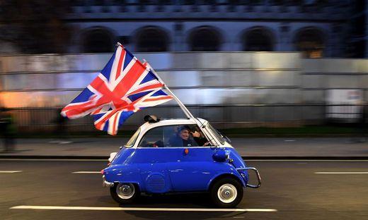 Seit Mitternacht ist Großbritannien nicht mehr in der EU. Jetzt folgen zähe Verhandlungen