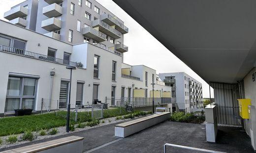 Gemeindebau in Wien: Der Barbara-Prammer-Hof