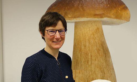 Eva Fürnschuß ist ganzheitliche Tierärztin in Graz