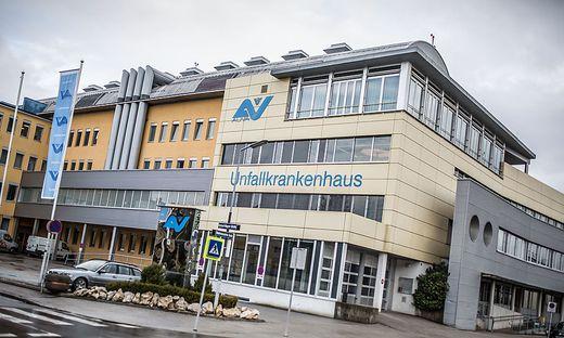 UKH Unfallkrankenhaus Klagenfurt März 2015