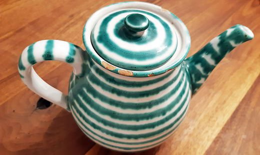 """Keramik aus der """"Häferlbude"""" ähnelt jener aus Gmunden"""