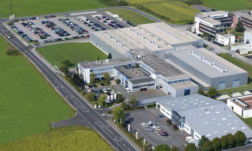 Die Zentrale der PIA Automation Austria in Grambach