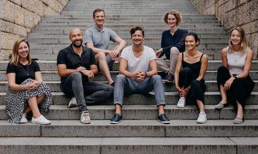 Das Team von Everlisten rund um die Gründer Markus Jausovec und Alexander Petschar