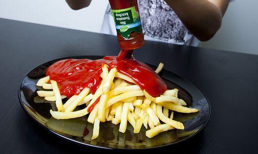 Ketchup-Notstand in den Vereinigten Staaten