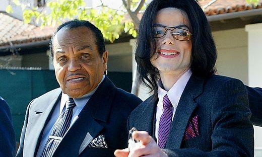 Vater von Michael Jackson: Joe Jackson mit 89 Jahren gestorben