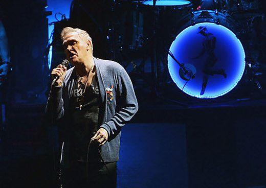 Kult-Sänger Morrissey tritt am Broadway auf