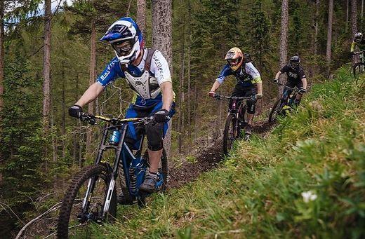 Die Mountainbiker dürfen sich nun über mehr als 100 Kilometer Bikeangebot freuen