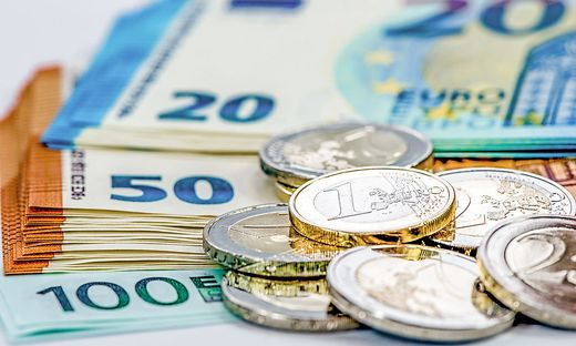 Kräftig gewachsen - das Geldvermögen der deutschen Privathaushalte