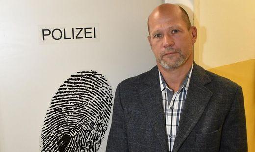 Phantombildzeichner Walter Schwarzinger