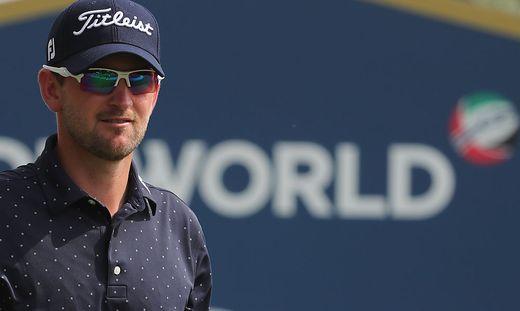 Bernd Wiesberger ist der Favorit um den Gesamtsieg beim Race to Dubai