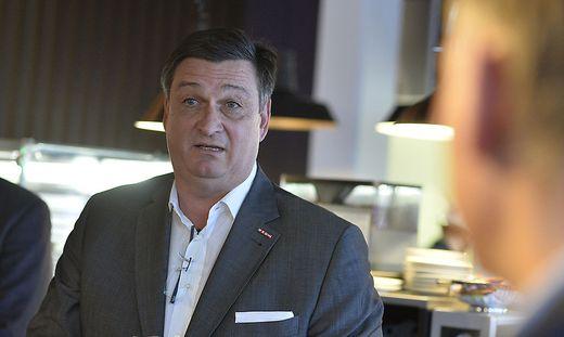 Wirtschaftskammerpräsident Jürgen Mandl