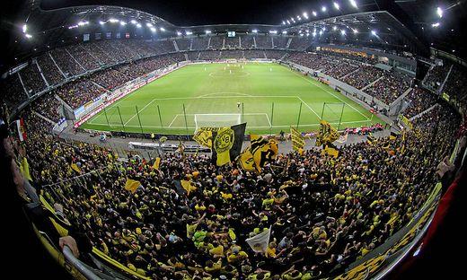 2015 füllte das Match WAC gegen BVB das Wörthersee Stadion