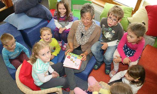 Zwei Jahre Kindergartenpflicht als Antwort auf die Leseschwäche.