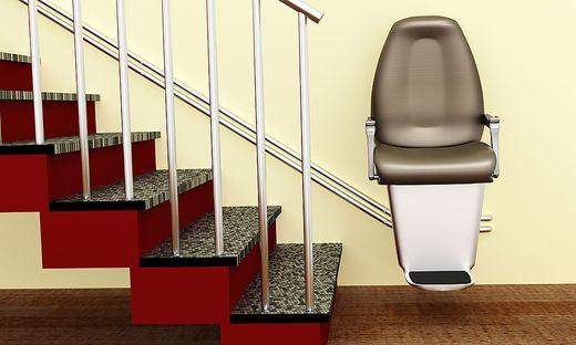 Unstimmigkeiten bei der Errichtung eines Treppenlifts