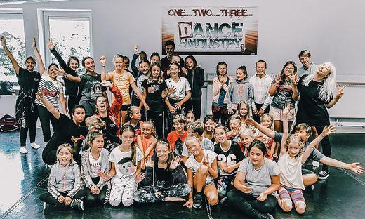 Die Dance Camps garantieren den Spaß in den Ferien