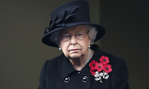 Quen Elizabeth II.