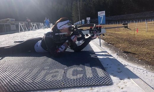 Anna Juppe, Biathlon, ASKOe Villach